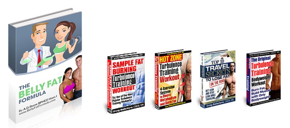 Belly Fat Formula eBook and Free Bonuses
