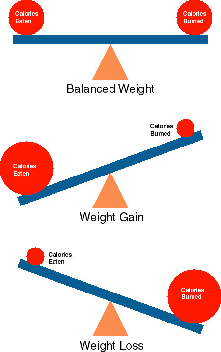 Calorie-balance-weight-loss