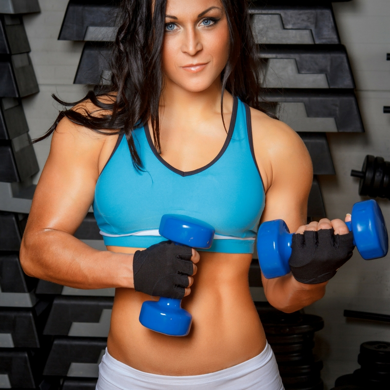 Free weights best to reduce the belly fat