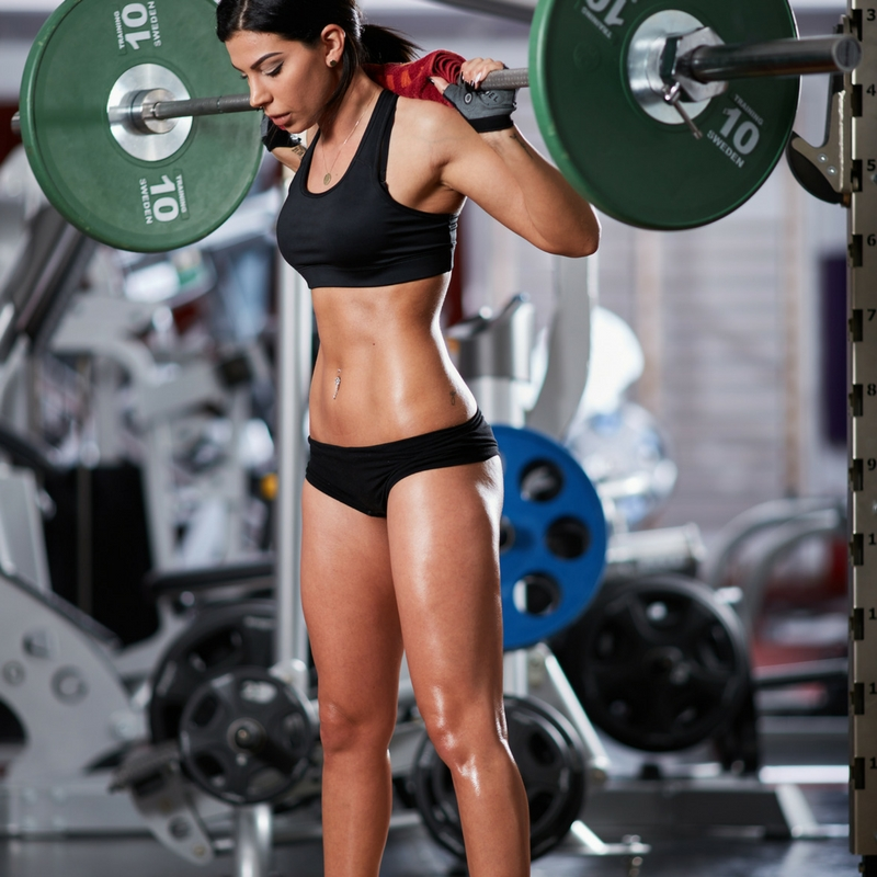 Squats best exercise to reduce stomach fat?