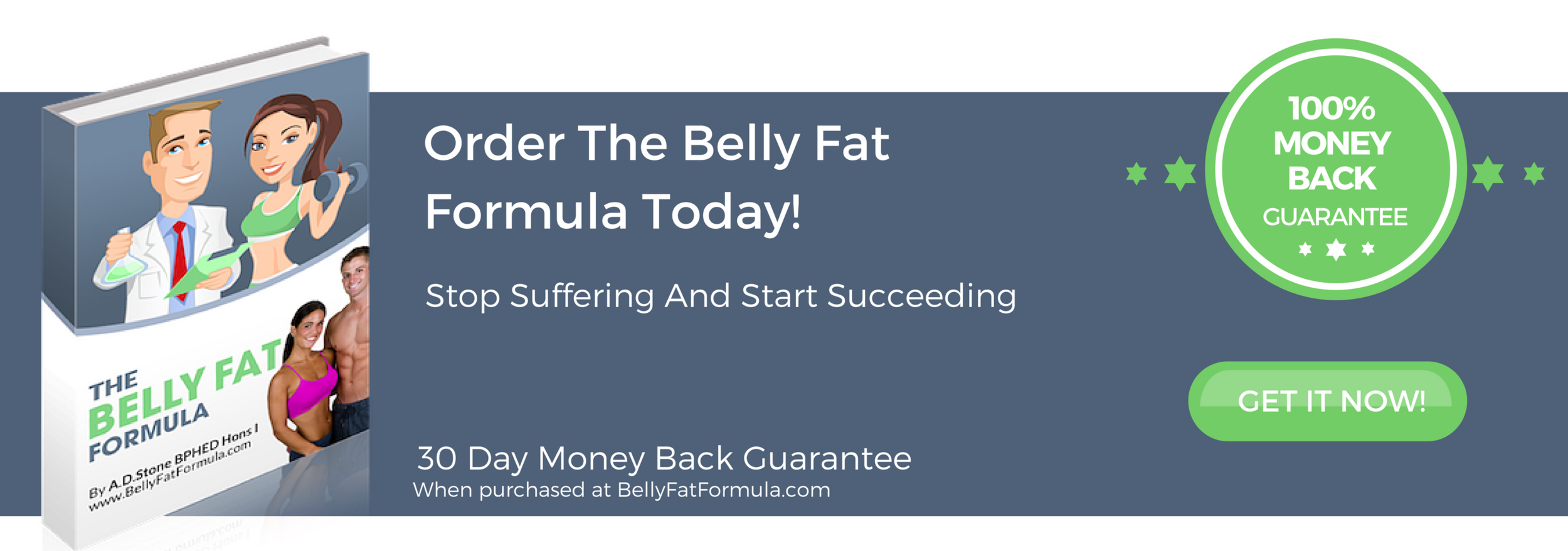 Get your copy of the belly fat formula