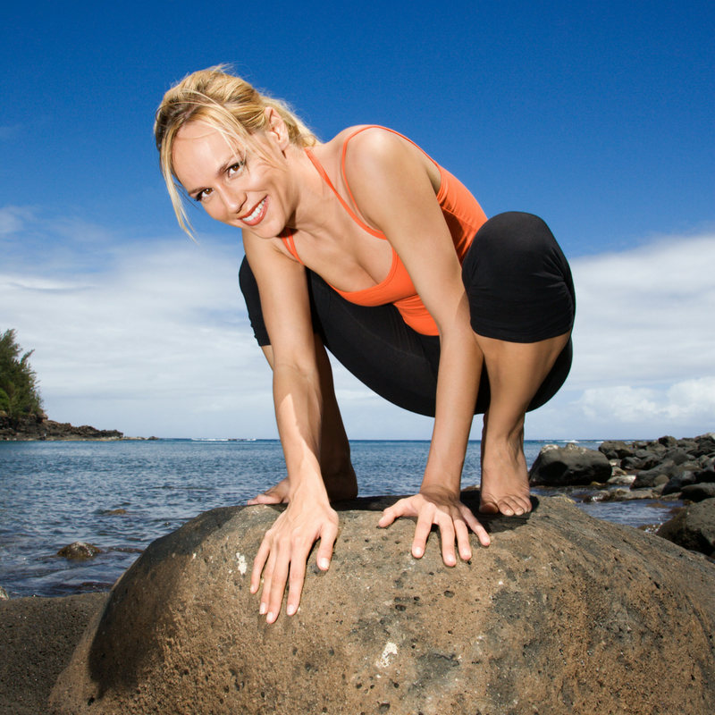 Types of squats to include in belly fat burning program