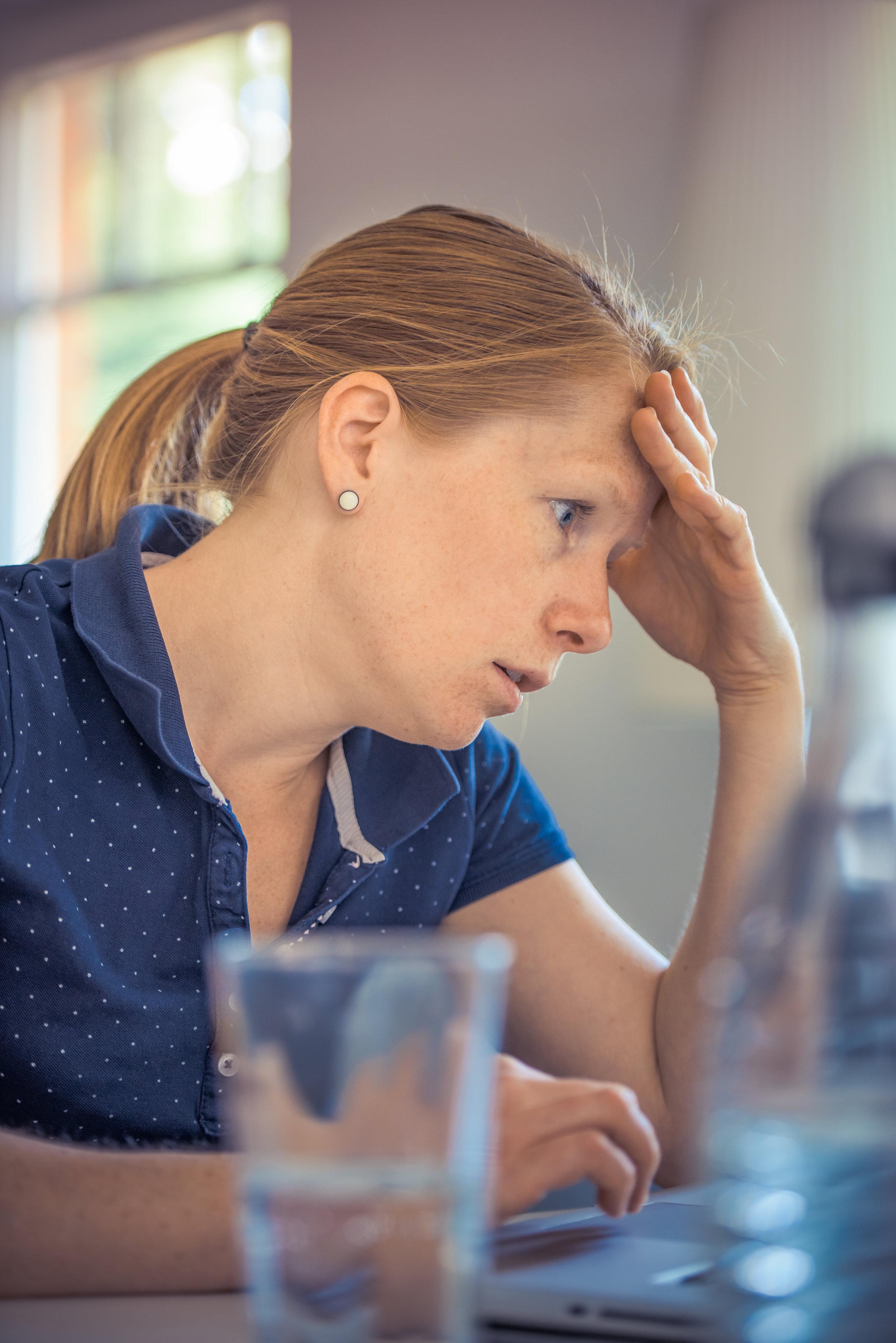 Stress and binge eating
