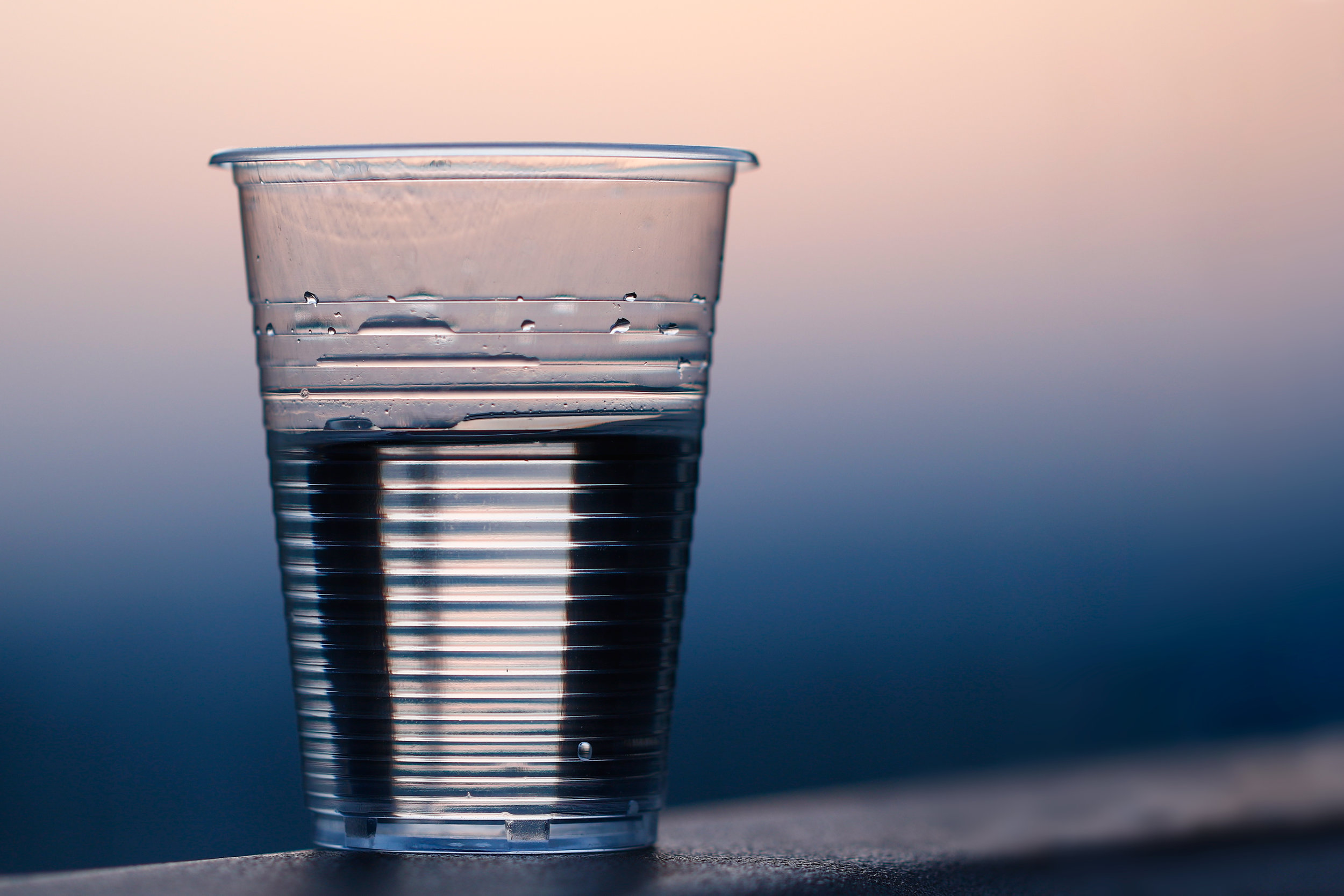 Increase water intake to reduce belly fat