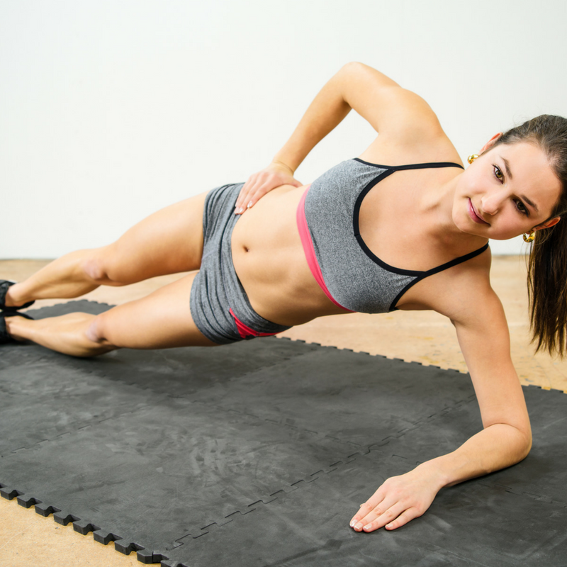 How to do side planks