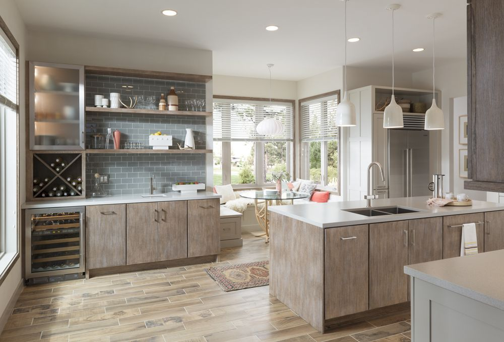 Medallion Cabinetry | Style: Bella & Mission