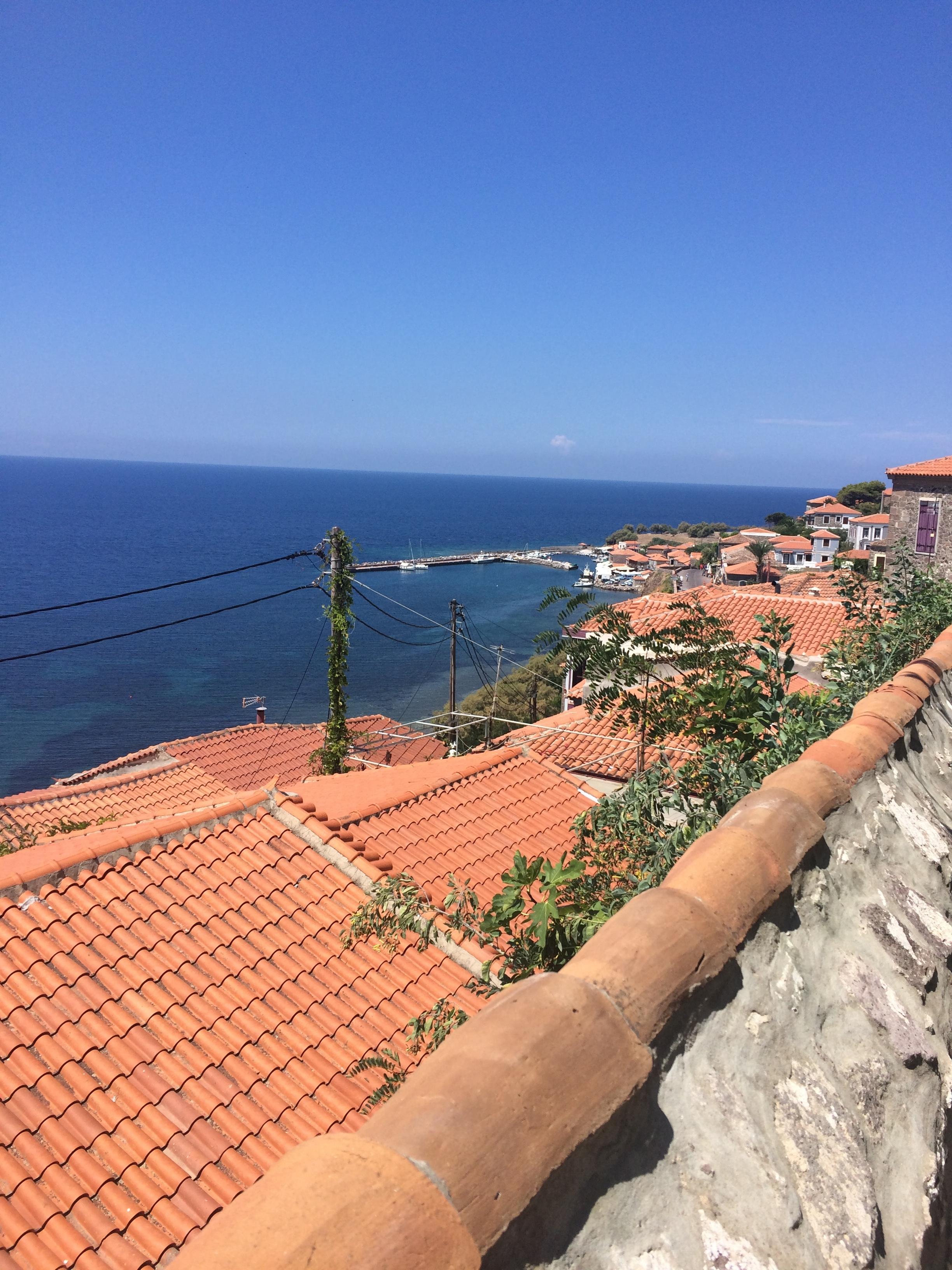 Besucht Lesbos in euren Ferien! Es ist wunderschön.