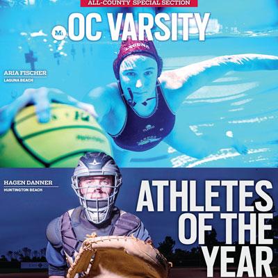 OC Varsity AOTY   The Orange County Register  June 9, 2017