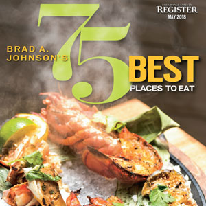 75 Best Places to Eat   The Orange County Register May 4, 2018