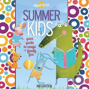 Summer Kids   The Orange County Register April 8, 2018