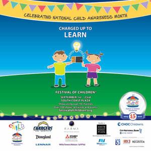 Festival Of Children   The Orange County Register August 26, 2018