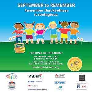 Festival Of Children   The Orange County Register September 1, 2019