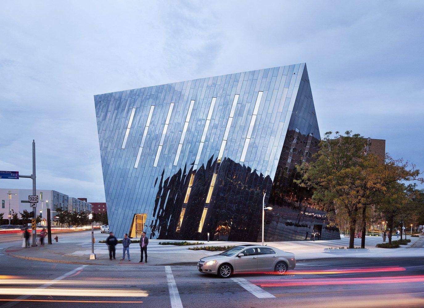 MoCA Cleveland - Farshid Moussavi Architecture - Photo by Dean Kaufman