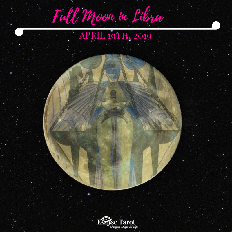 This Full Moon event occurs at the FINAL degree in the sign of Libra, so it brings with it a vibration of closing, ending a cycle more completely than an ordinary Full Moon phase might. It's also important to take into account that this is the 2nd Full Moon in Libra in a row… helping us to fully integrate what we set into motion last October during the New Moon in Libra during a Venus Retrograde. This is a double-dose of the Aries/Libra vibes that were starting to resolve situations  last month during the March Full Moon in Libra at 0 degrees at the Equinox .
