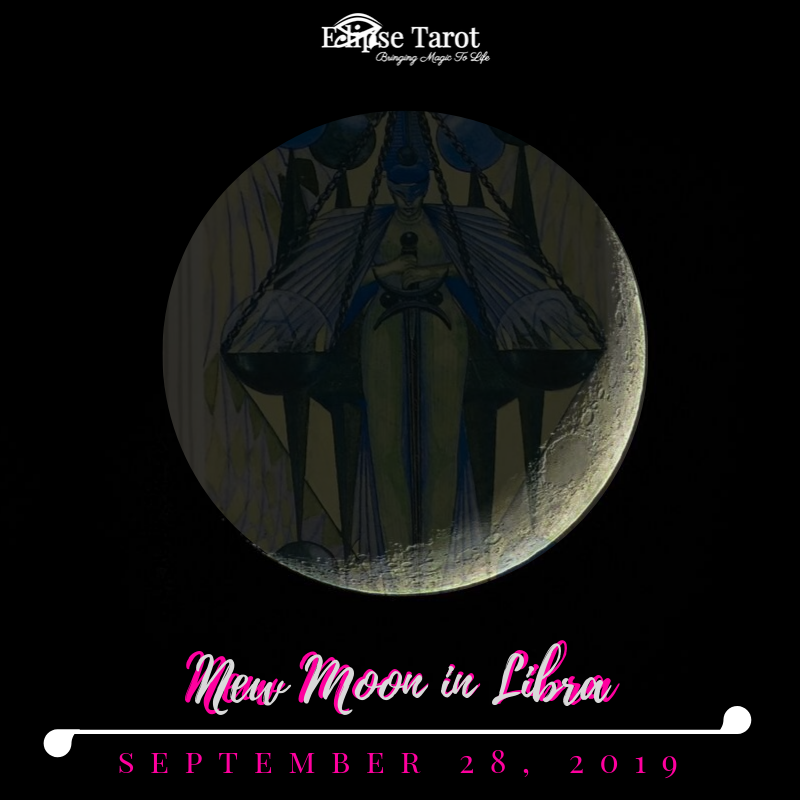 With a  New Moon in LIBRA  (Decan I) on the heels of the September Equinox, we begin to recognize the symmetry in life, in our  own  life. It is an invitation to bring forth a new kind of beauty in our relationships with people, finances and all the material matters. We can begin to cultivate a deeper understanding of which limits are fair and just and which ones have been self-constructed by a fearful, wounded inner-warrior.