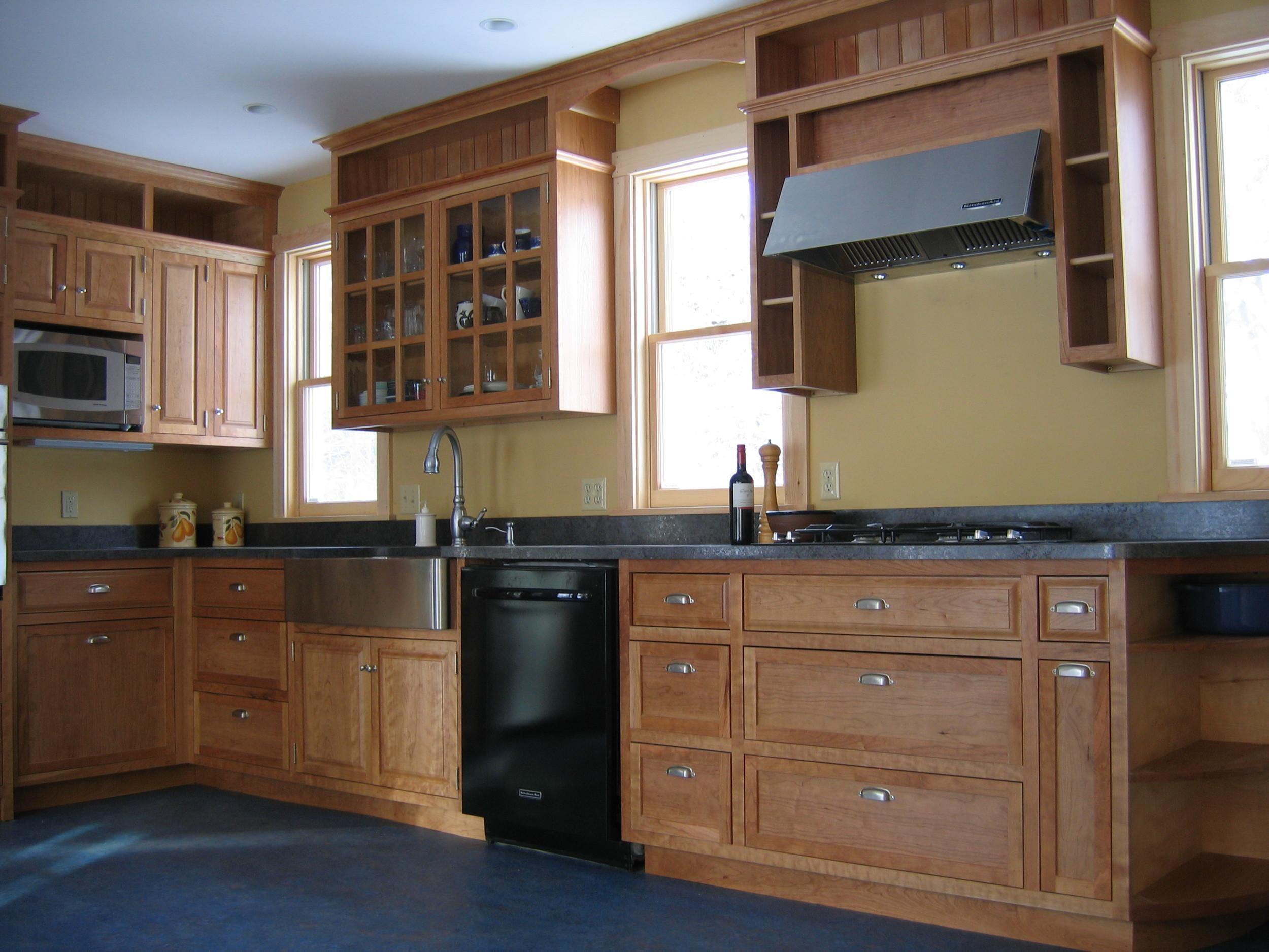 Residential kitchen remodel, Shelburne Falls MA
