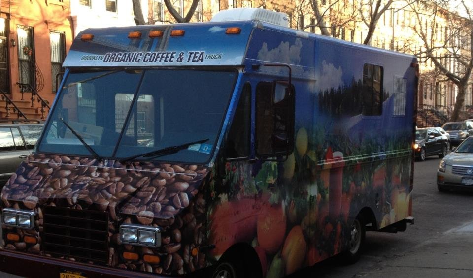 Brooklyn organic coffee & tea truck.jpg