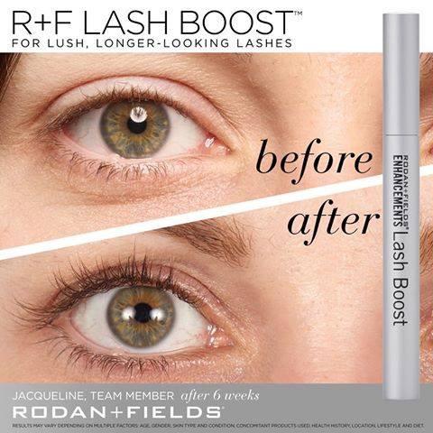 Rodan + Fields Lash Boost