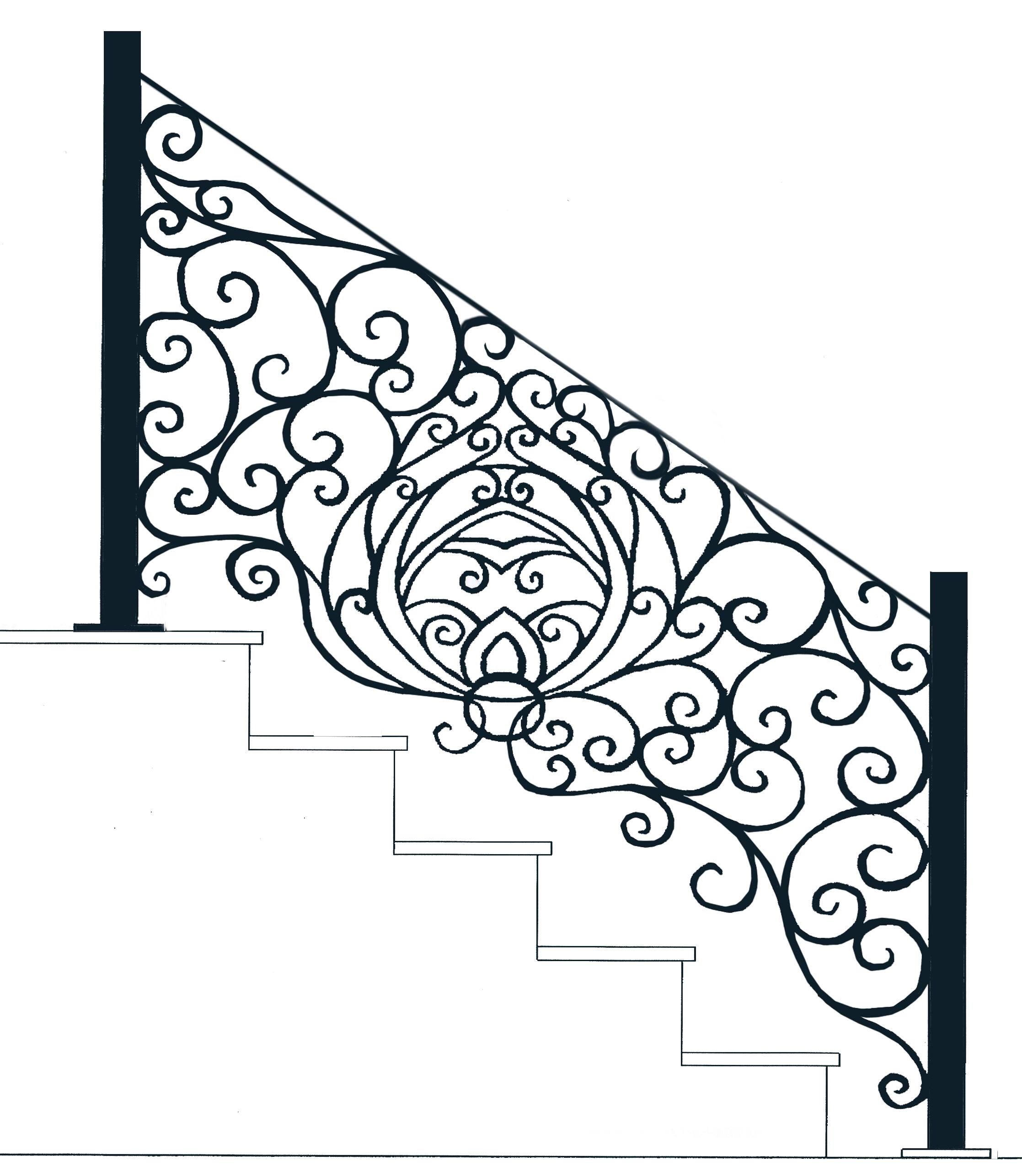 Left Stair railing design.jpg