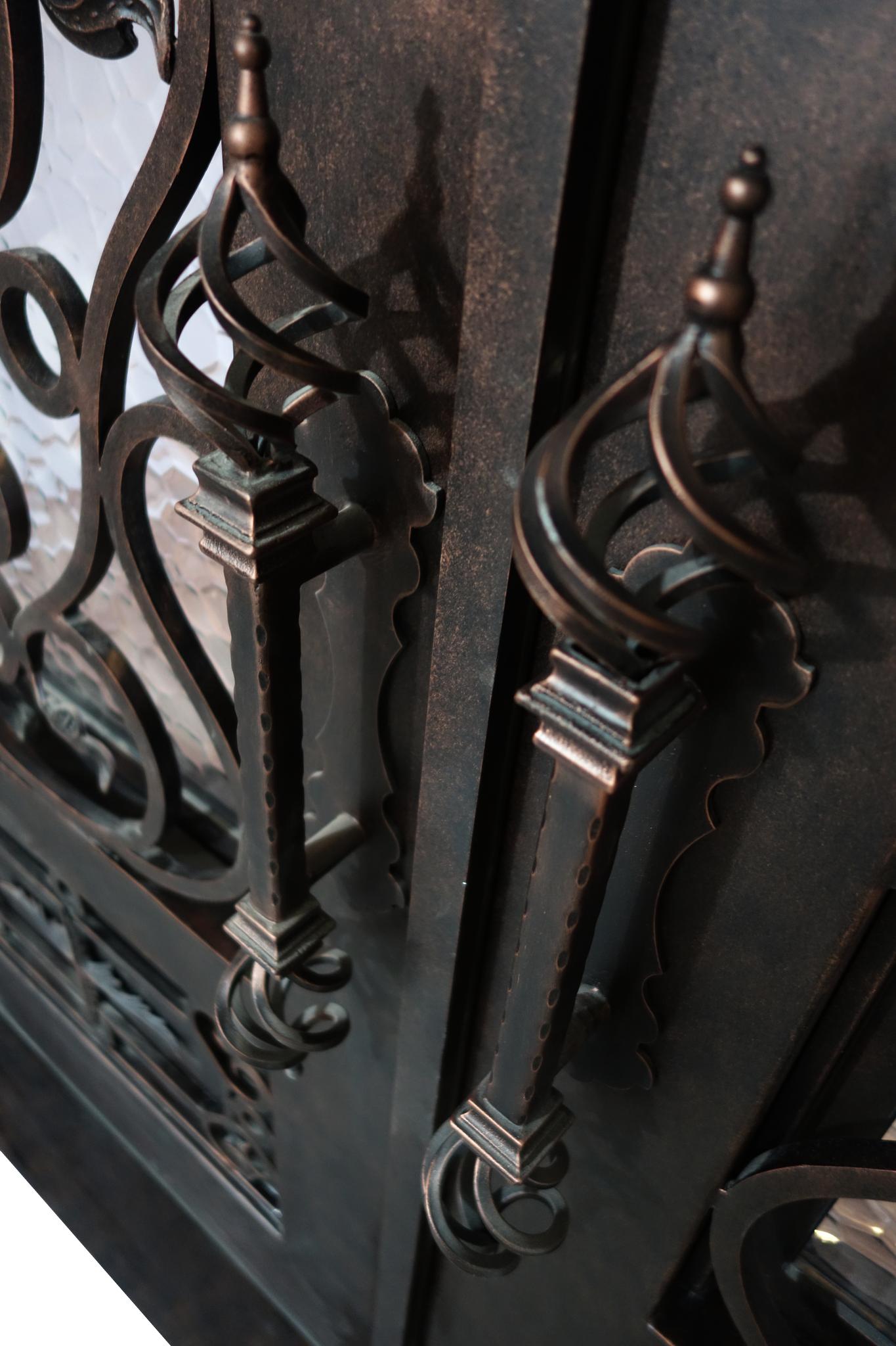 Wrought Iron Door Styles Products Forever Custom Iron Doors
