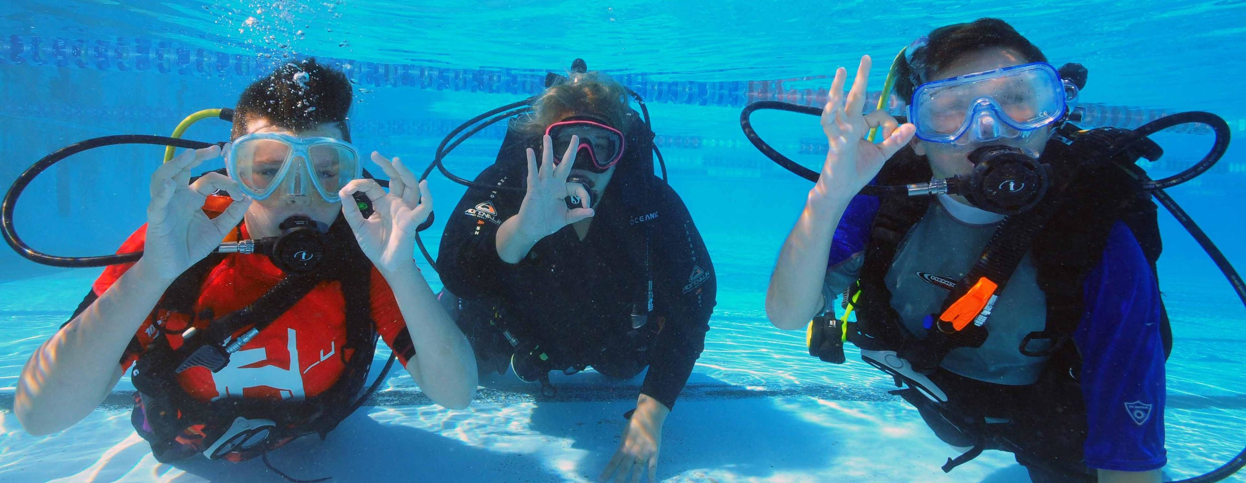 Aquaventures Kids' scuba diving Brisbane