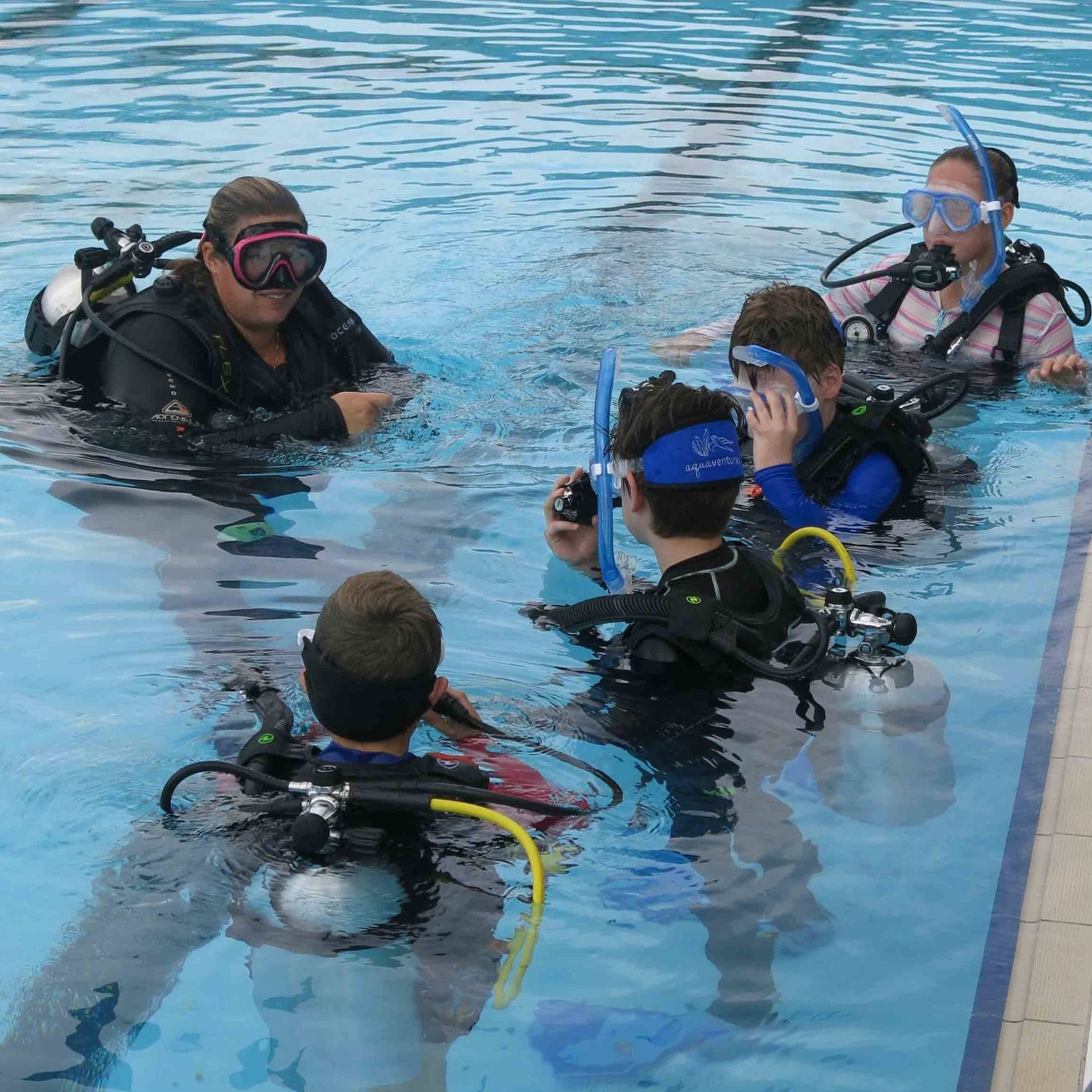 8. A future career - As a scuba diver there are so many fun and exciting jobs it could lead to. From teaching others to dive, surveying the reef to conserve its health, working as a commercial diver, an underwater investigator or filming the next ocean documentary! The world is your oyster!