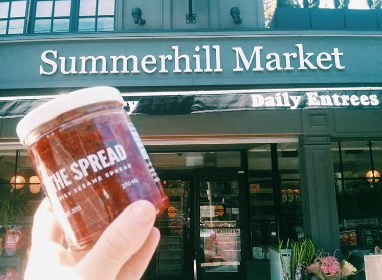Summerhill Market North     1054 Mt Pleasant Rd Toronto, ON M4P 2M4 416 485 4471