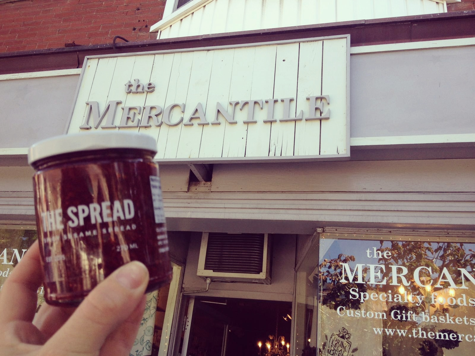 The Mercantile     297 Roncesvalles Ave Toronto, ON M6R 2M3 416 531 7563