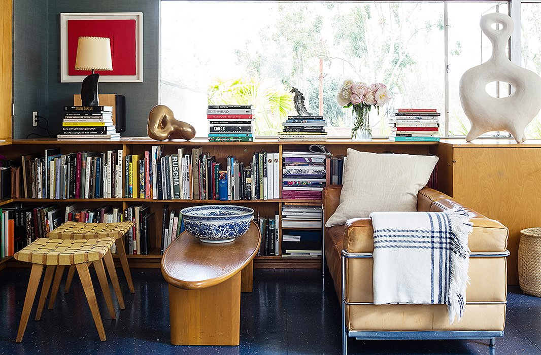Inside an L.A. Designer's Iconic Midcentury Home