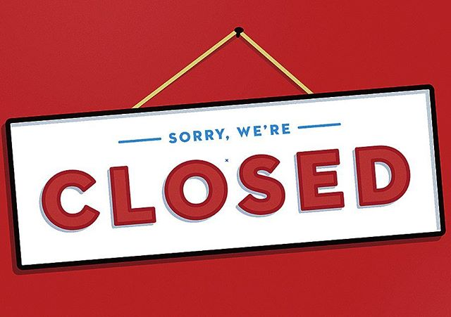 Just a heads up, we will be temporarily CLOSED starting Wed. 8/2. ❌ We will resume regular business hours and will REOPEN on Fri. 8/11. ✔️