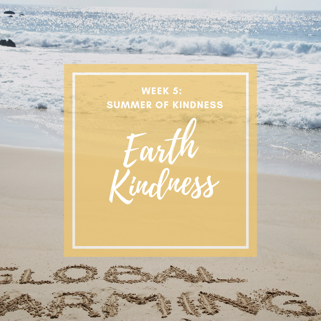 Kids Summer activity to show Kindness To Earth