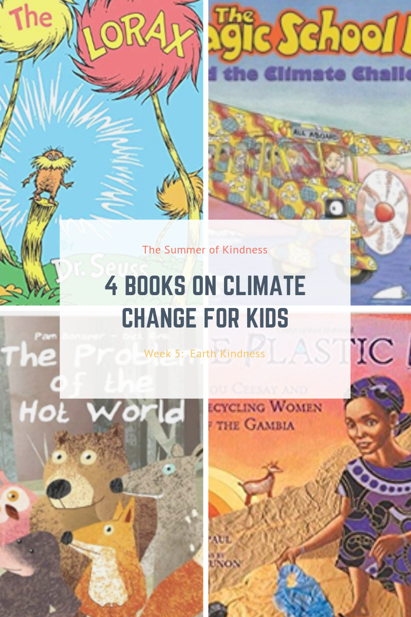 4 Books on Climate Change for Kids