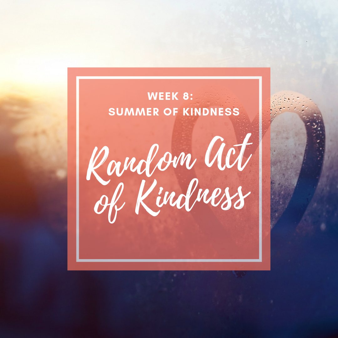 Random Act Of Kindness Activity For Kids