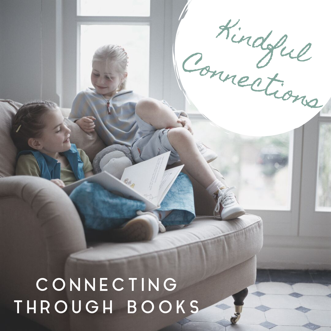 Daily Kindness in kids promoting connection and happiness