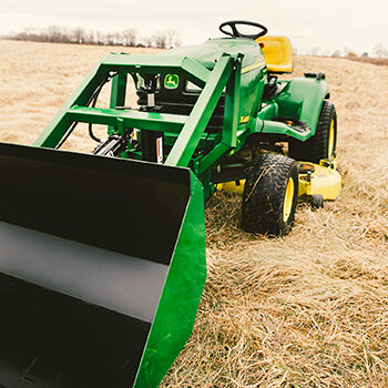 Front End Loader Attachments For John Deere Tractor Loaders