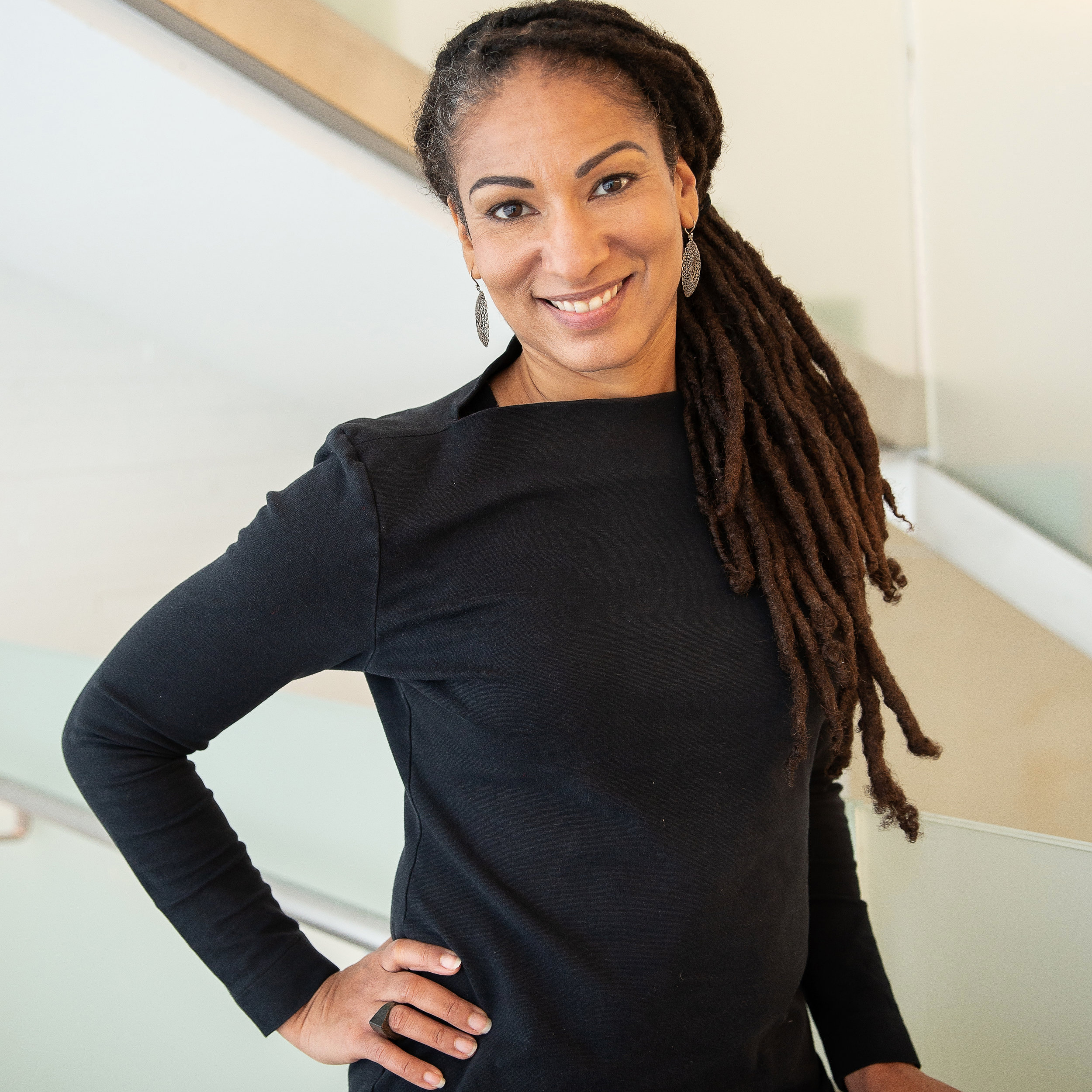 Ruha Benjamin - Sociology and African American Studies Professor