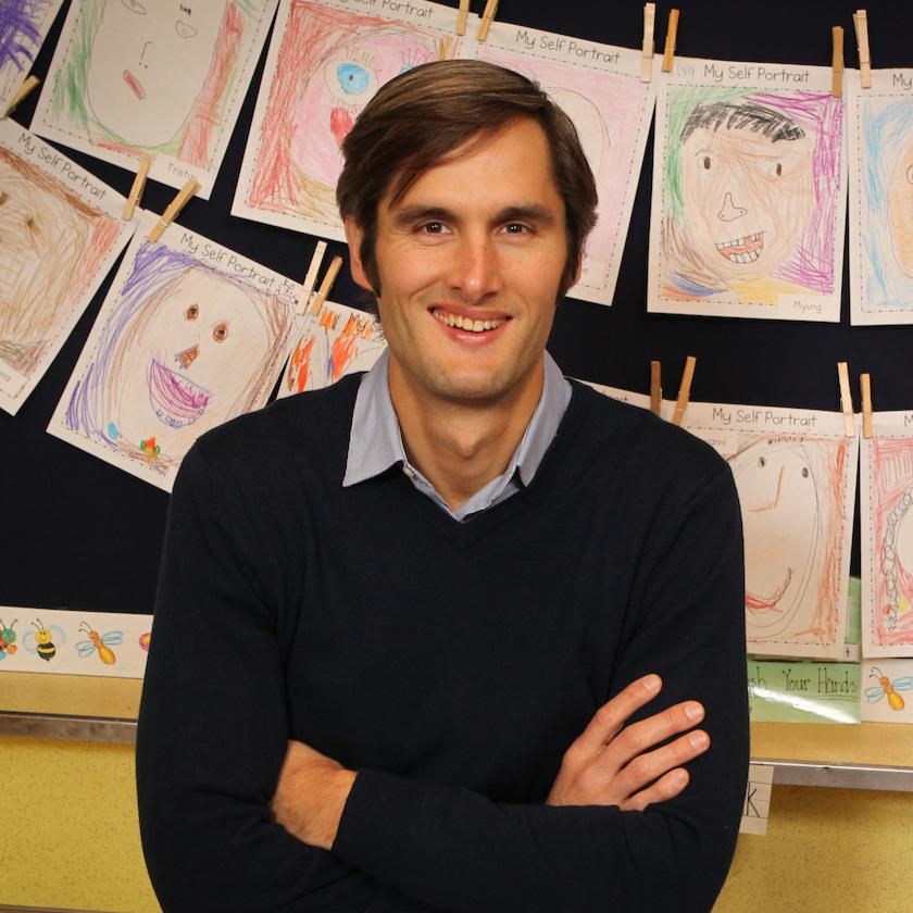 Charles Best - Educational Crowdfunding Pioneer