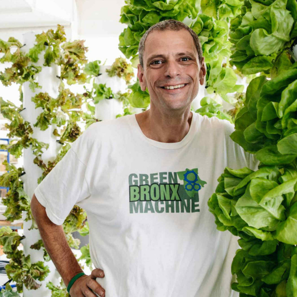 Stephen Ritz - Internationally-renowned Green Educator