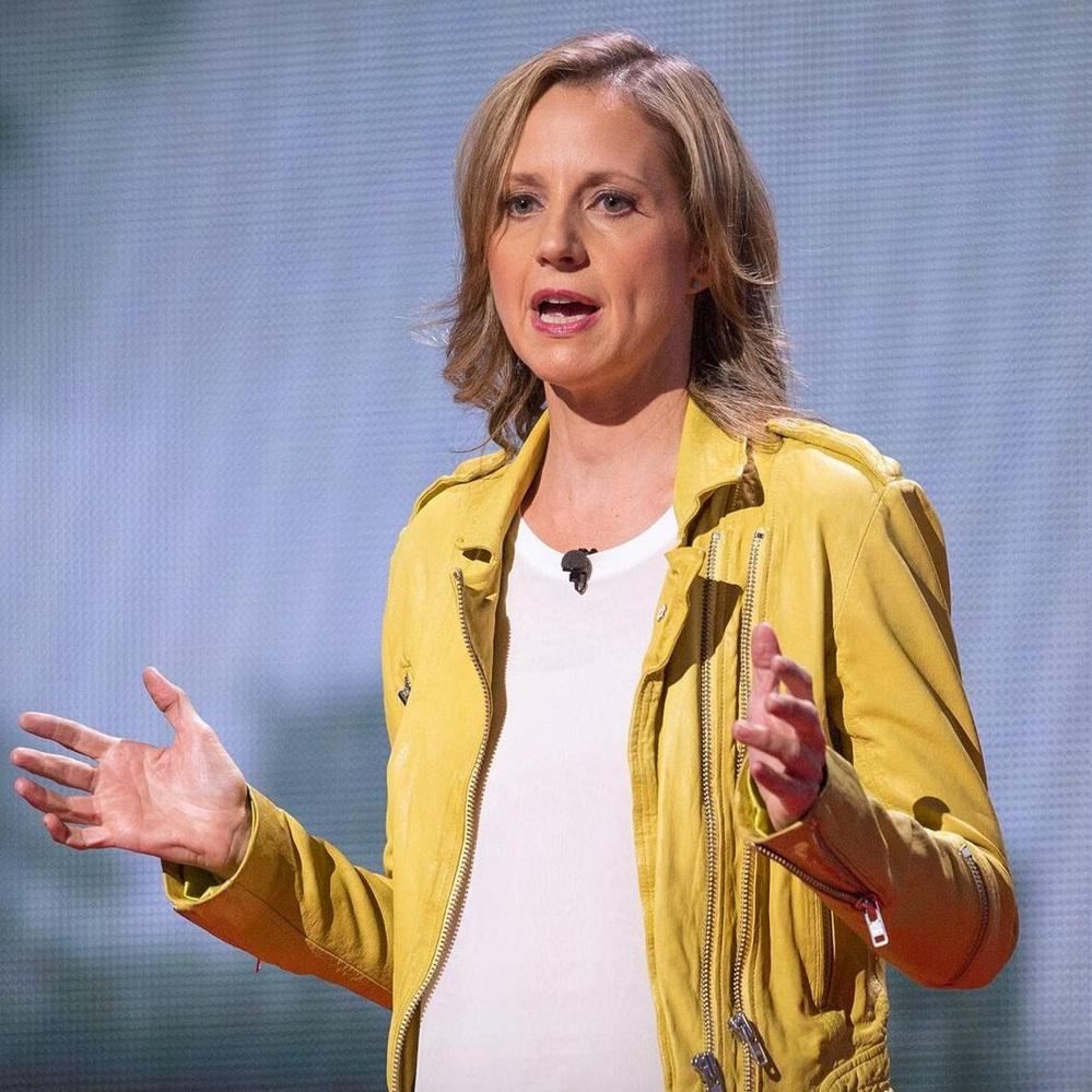 Samantha Nutt - Rebuilding Education in War-torn Regions