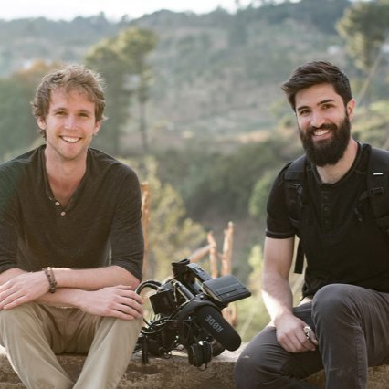 Chris Temple & Zach Ingrasci - Documentarians on Global Poverty Issues