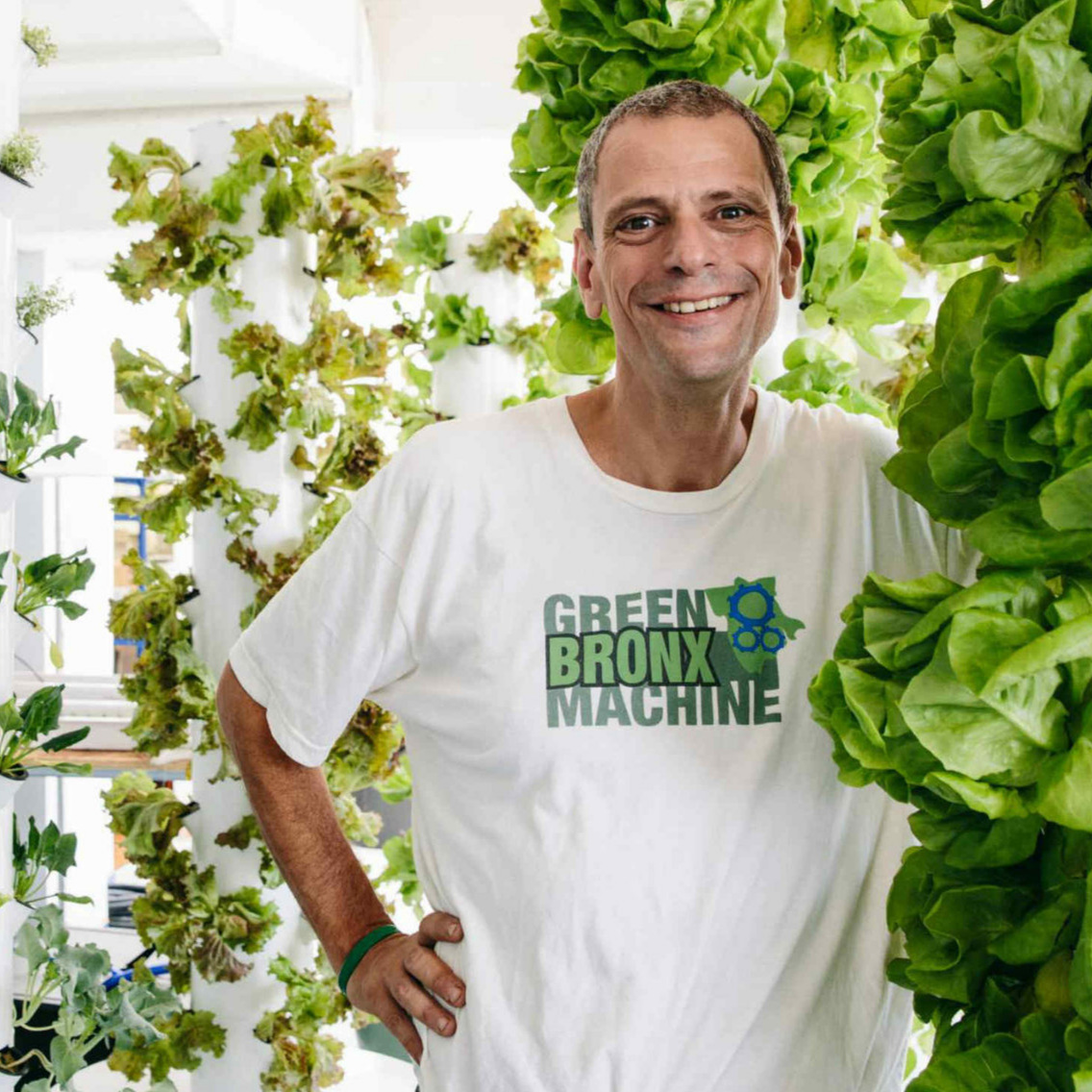 Stephen Ritz - Internationally-acclaimed Green Educator
