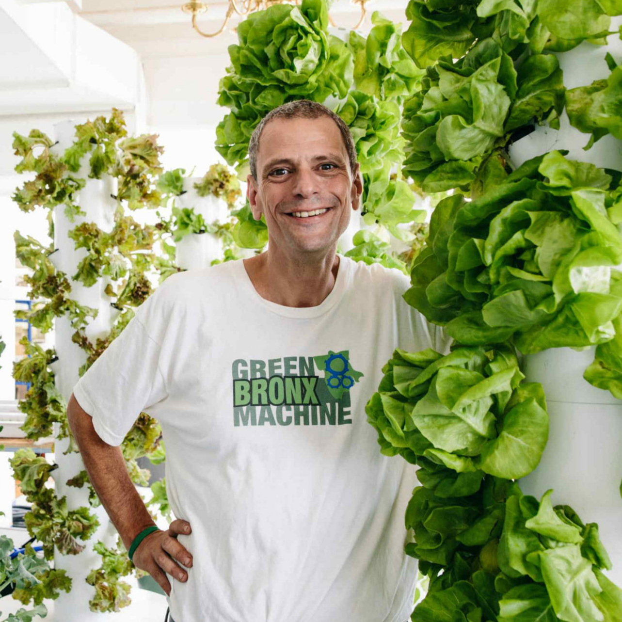 Stephen Ritz - Internationally-renowned Green Educator