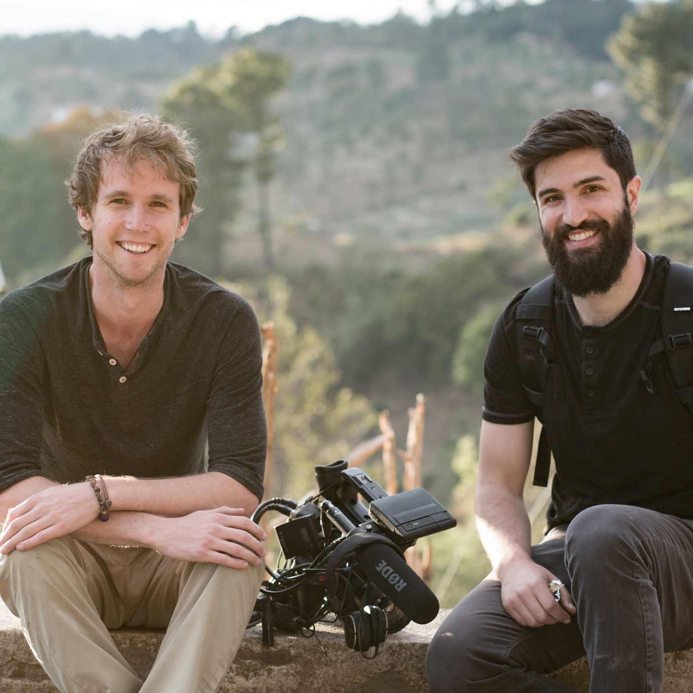 Chris Temple & Zach Ingrasci - Humanitarian Documentary Filmmakers