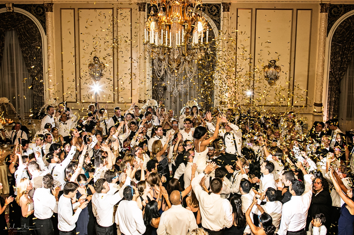 Seattle Bride Best of 2016 Fairmont Olympic Hotel