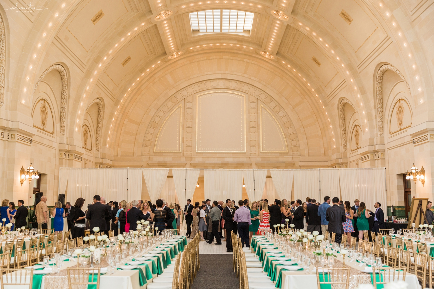 Seattle Bride Best of 2016 Great Hall at Union Station