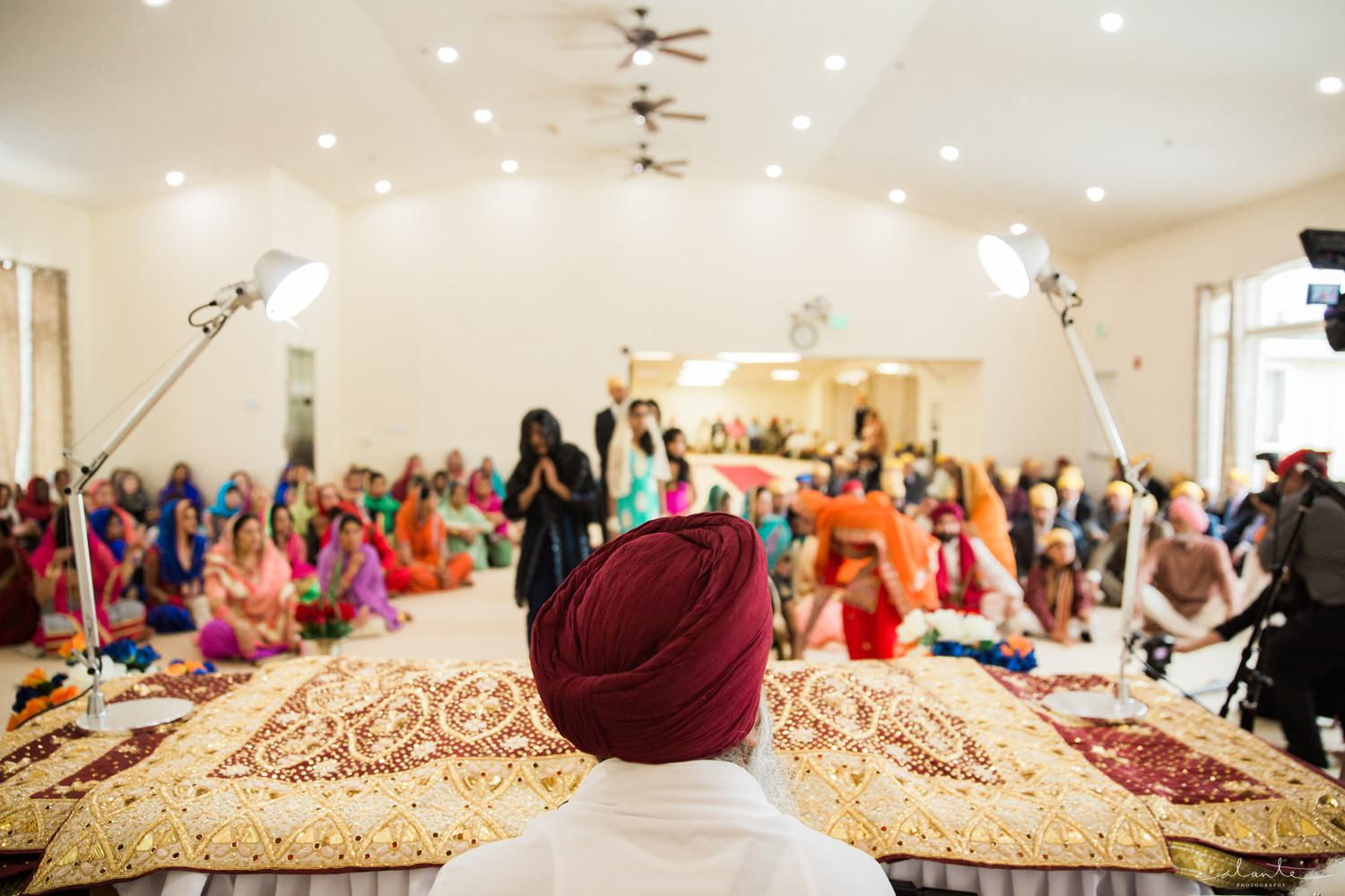 Sikh Indian Wedding Photography by Alante Photography http://www.alantephotography.com