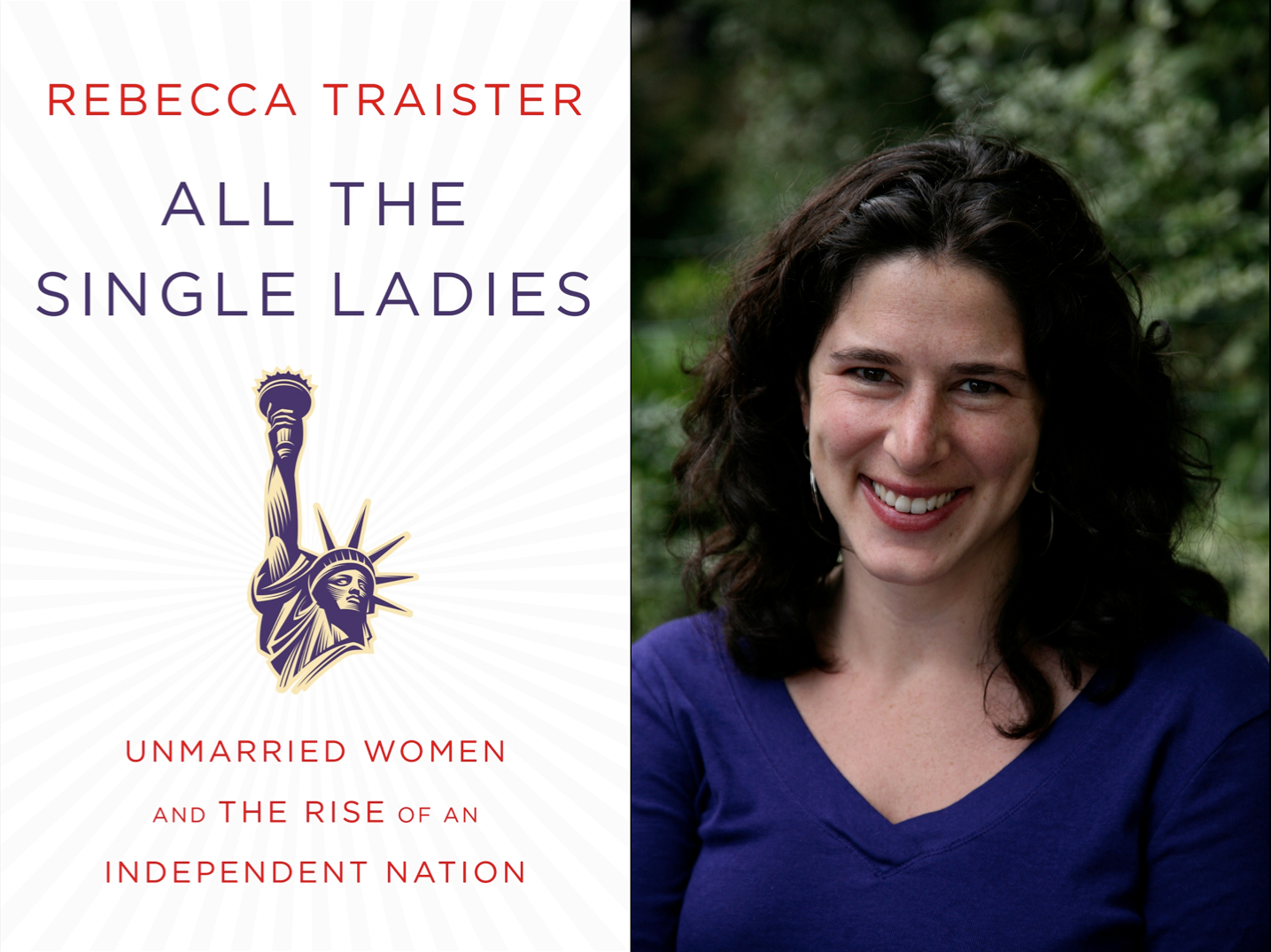 Cover for  All the Single Ladies / Rebecca Traister