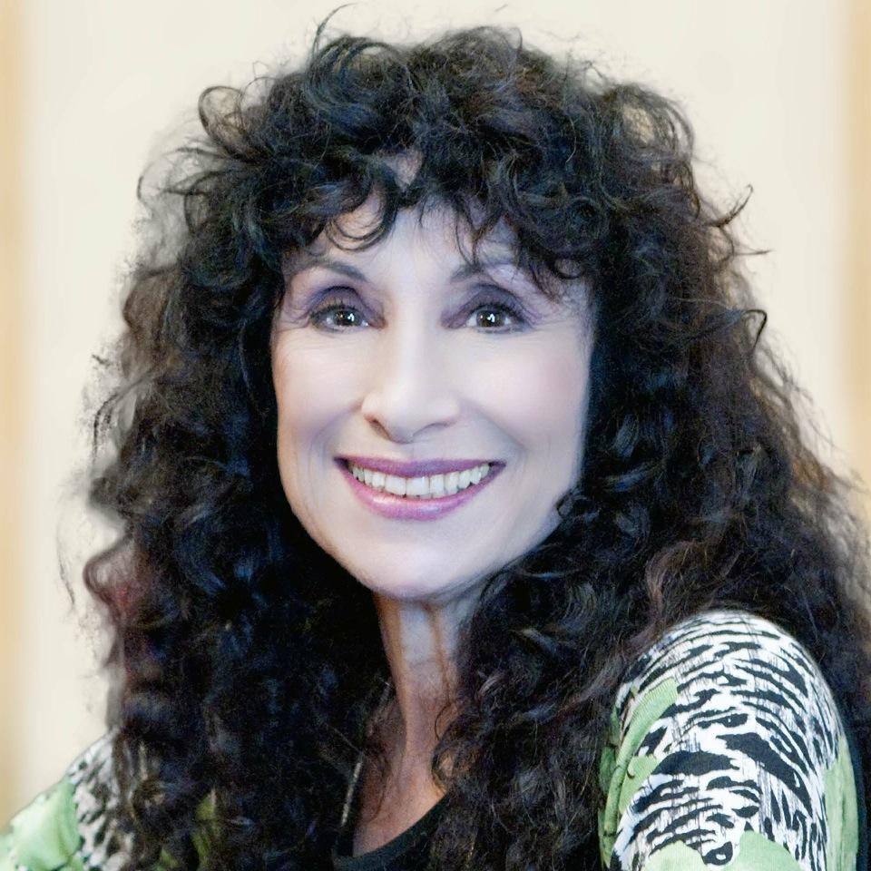 Photo of Diane Ackerman by Bill Green