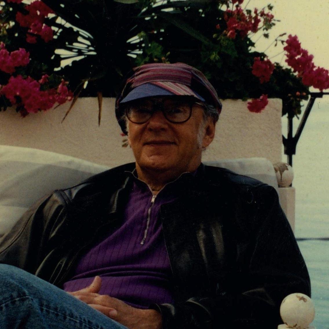 Photo of Jeremy Bernstein