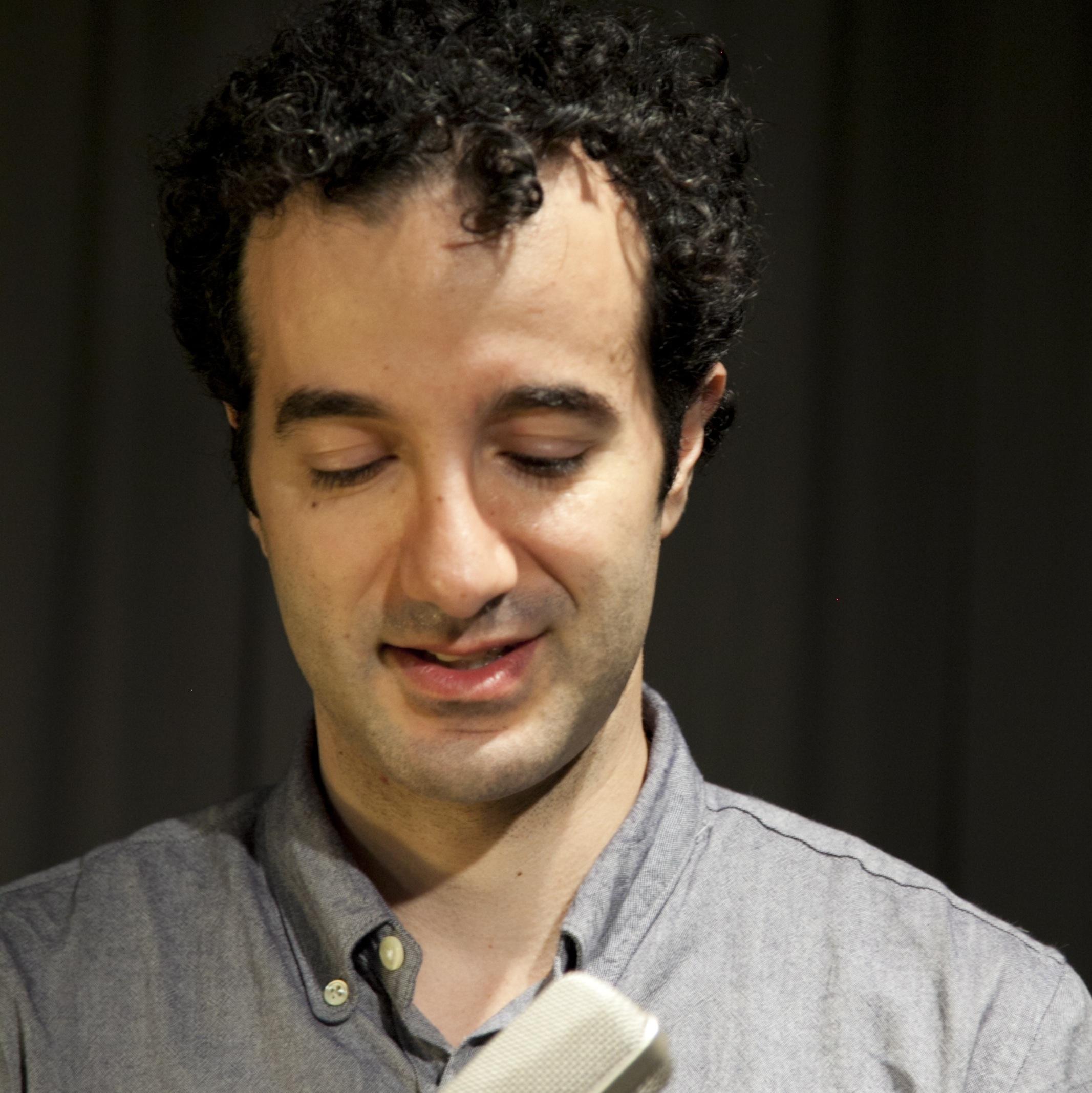 Photo of Jad Abumrad